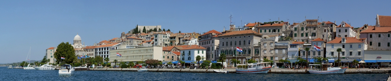 sibenik_harbour_-_panorama